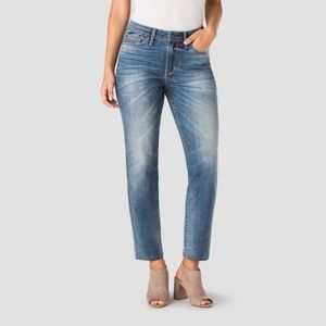 High Rise Ankle Straight Jeans By Denizen- Levi's